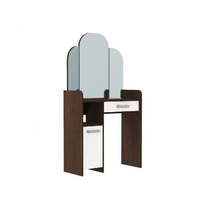 Туалетный столик Тифани-2 анкор тёмный/анкор светлый